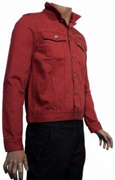 Керемидено червено яке Cheap Monday