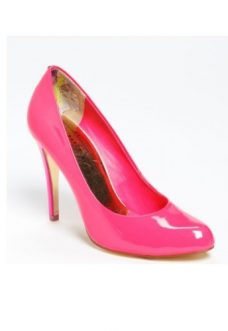Розови обувки Ted Baker