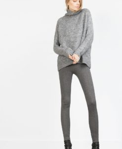 zara-grey-jacquard-herringbone-leggings-gray-product-2-137377984-normal