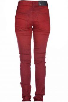 Червени дънки Cheap Monday