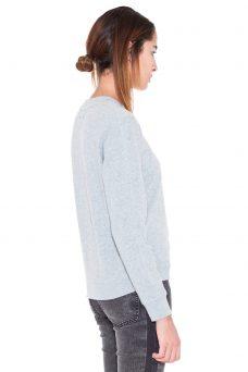 Сива спортна блуза Cheap Monday