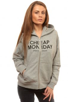 Сив суитшърт Cheap Monday