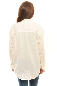Бяла риза Cheap Monday