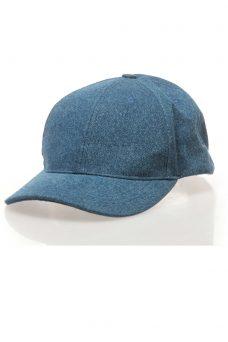 Дамска шапка деним Cheap Monday