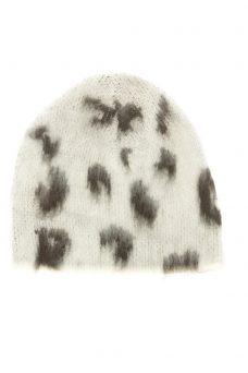 Зимна шапка в черно и бяло Cheap Monday