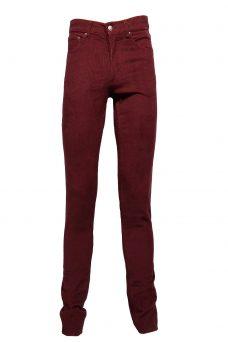 Мъжки панталон в тъмно-червено Cheap Monday