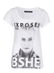 Тениска с щампа Blend She