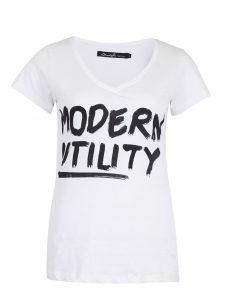 Тениска с надпис Blend She