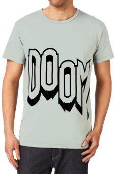Мъжка тениска с щампа Cheap Monday