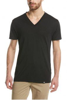 Тениска с остро деколте Cheap Monday