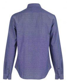 Синя фигурална риза Casual Friday