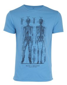 Синя тениска Blend