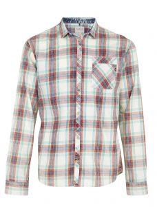 Риза едро каре Blend