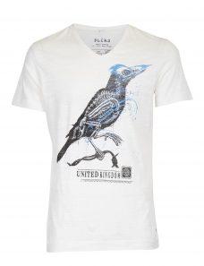 Тениска с щампа Blend