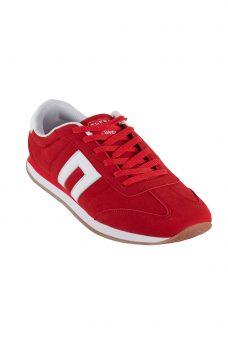 Спортни обувки в червено и бяло Blend