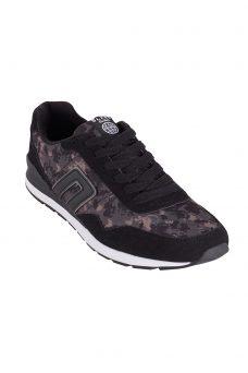 Спортни обувки в черно и бяло Blend