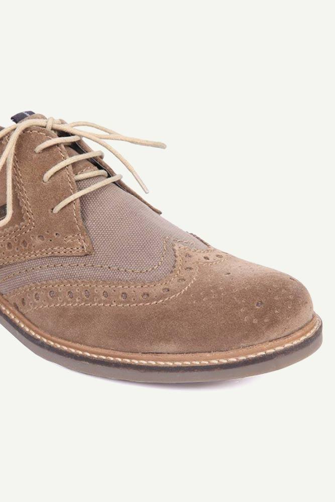 Обувки Barbour