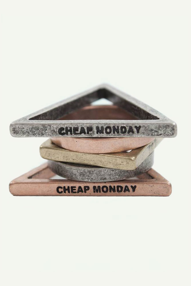 Пръстен Cheap Monday