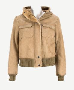 Кафяво яке