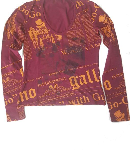 Дамска блуза Galliano